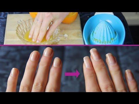 Как сделать укрепления ногтей