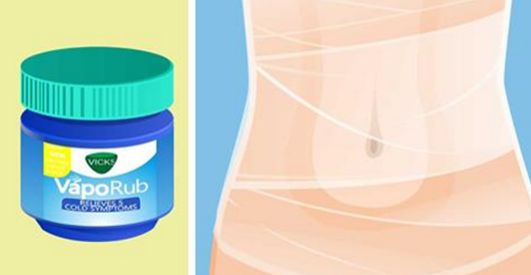 How To Use Vicks VapoRub And Plastic Wrapping To Get You